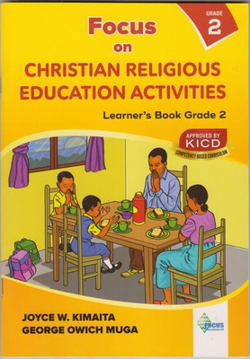 Focus on Christian Religious grade 2