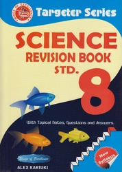 Targeter series science revision book std 8
