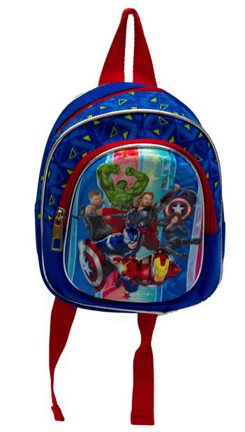 Avengers 3D  Toddler Backpack Bag