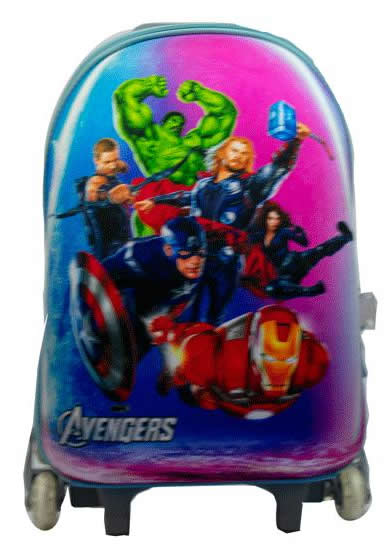 Avengers Trolley Suitcase