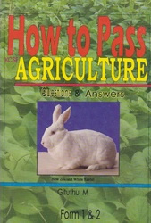 How To Pass Agriculture Form 3,4