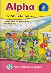 Alpha Life Skills Activities second step for pre-primary