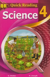Quick Reading Science Std 4