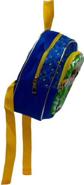 Ben 10 3D Toddlers Backpack Bag