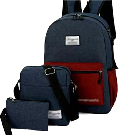 Backpack 3in1 Blue Red Type H