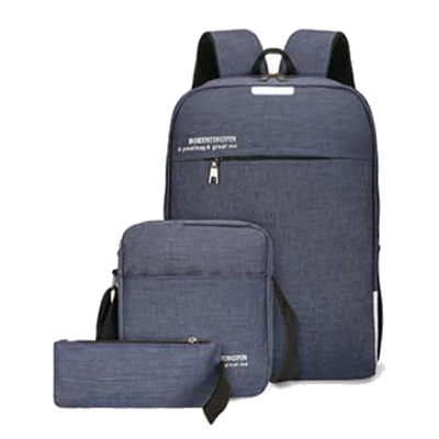 Backpack 3in1 Blue Type G
