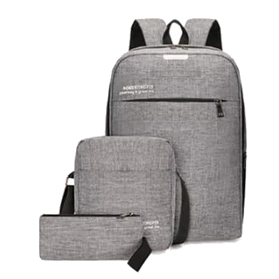 Backpack 3in1 Grey Type G