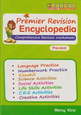 Premier Revision Encyclopedia Pre-Unit:worksheets