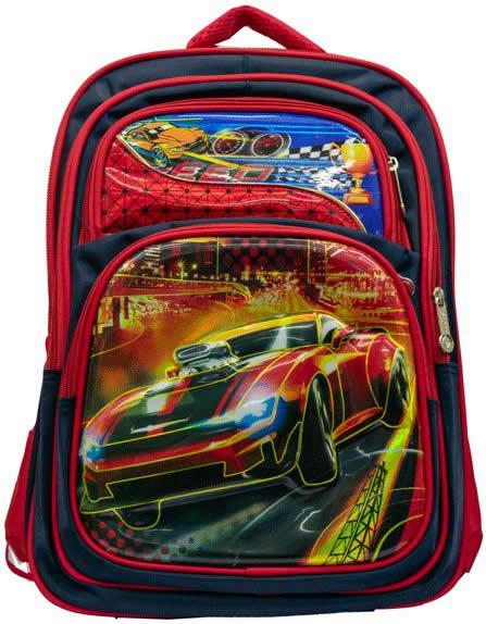 Racing car (speed) 3D Backpack Bag