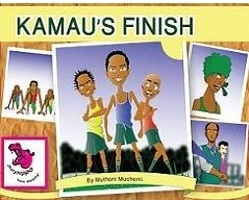 Kamau`s Finish