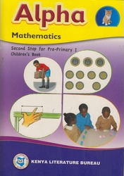 Alpha Mathematics Pre-Primary I  by early childhood educator