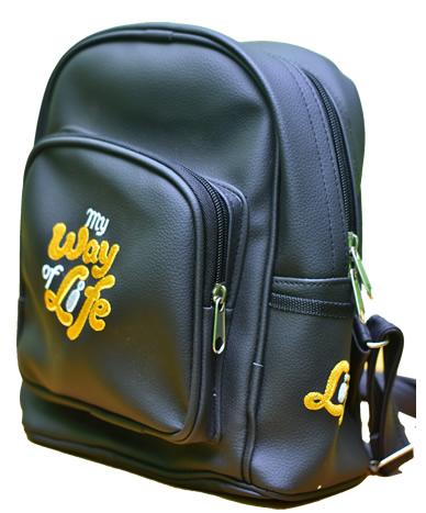 My life Classic Bag Black
