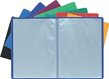 Display Book A4 Portfolio 40 pockets P40