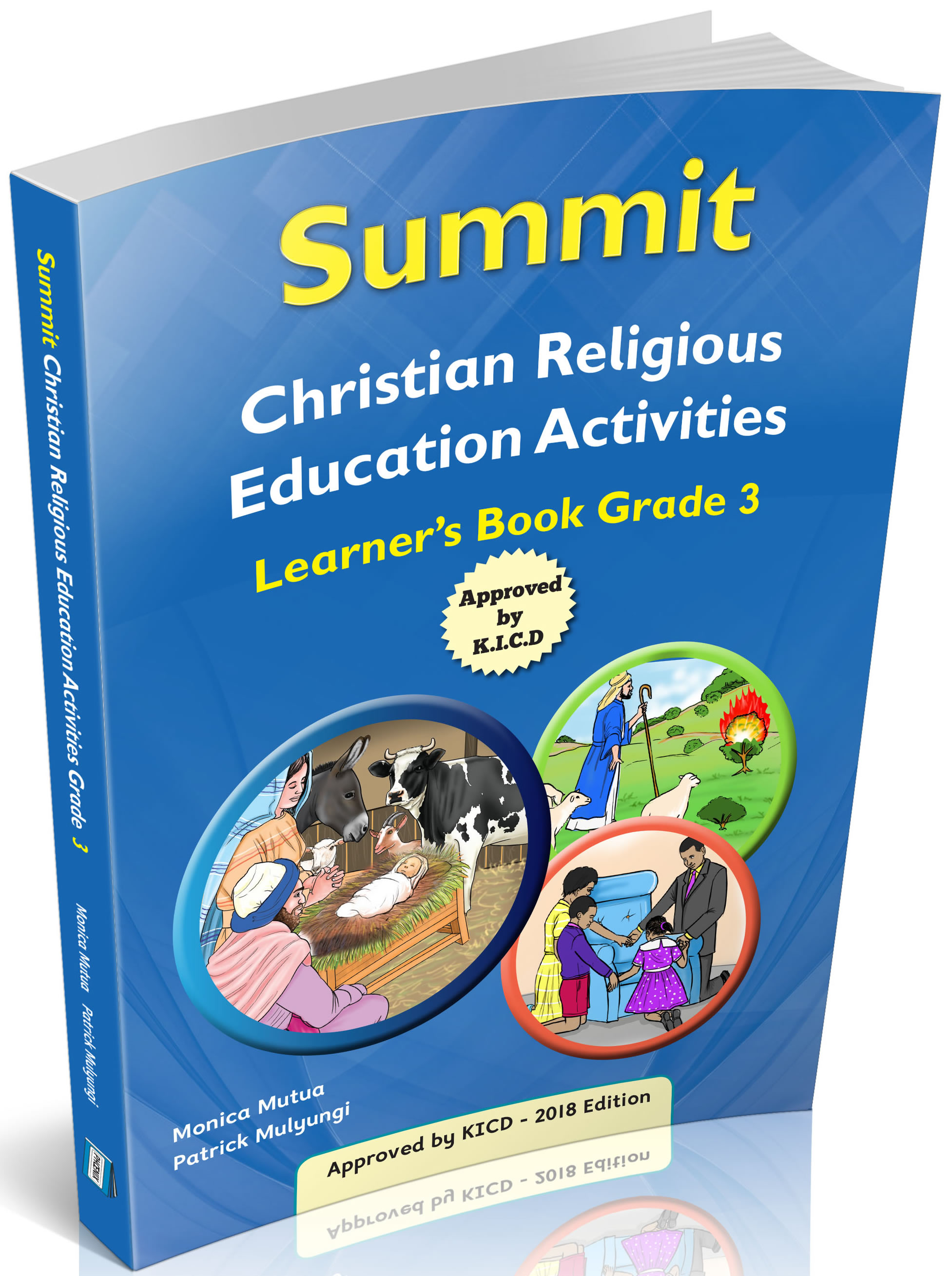 Summit C. R. E Activities Leaner's book Grade 3