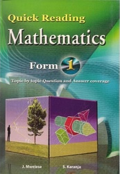 Quick Reading Mathematics Form 1