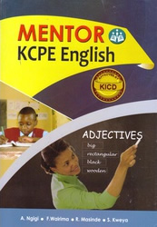 Mentor Topical Revision KCPE English