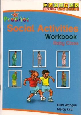 Premier Social Activities workbook- Baby class