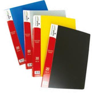Display Book Pocket Portfolio Officepoint 60 Pockets
