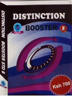 Distinction Booster Std 8