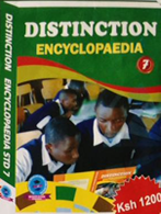 Distinction Encyclopaedia Std 7