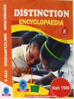 Distinction Encyclopeadia Std 8