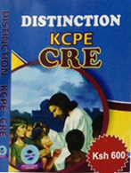 Distinction KCPE CRE