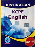 Distinction KCPE English