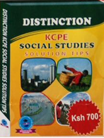 Distinction KCPE Social Studies