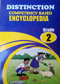Distinction CBC Encyclopeadia Grade2