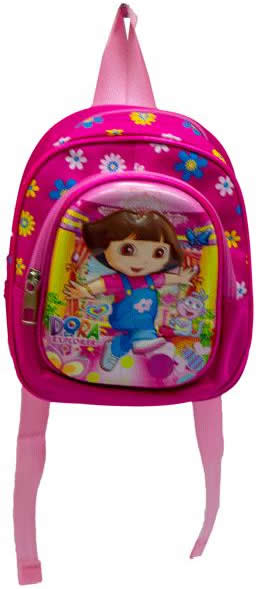 Dora 3D Toddlers Backpack