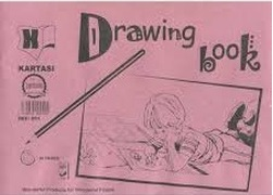 Drawing Book Kartasi Brand A4