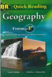 Quick Reading Geography Form 1