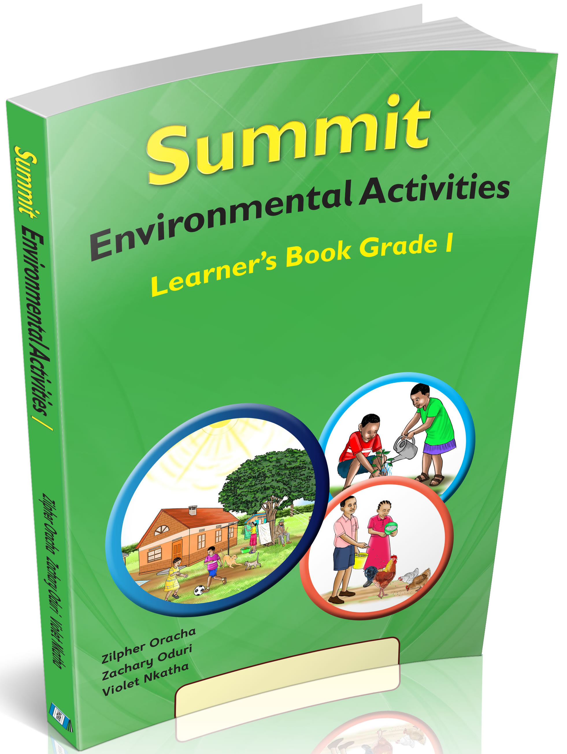 Summit Environmental Activities Lerner's Book Grade 1