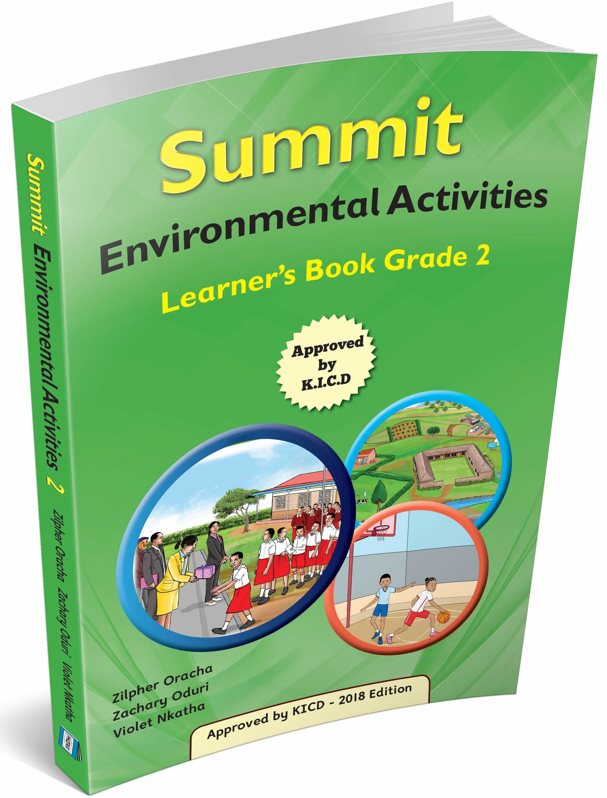 Summit Environmental Activities Lerner's Book Grade 2
