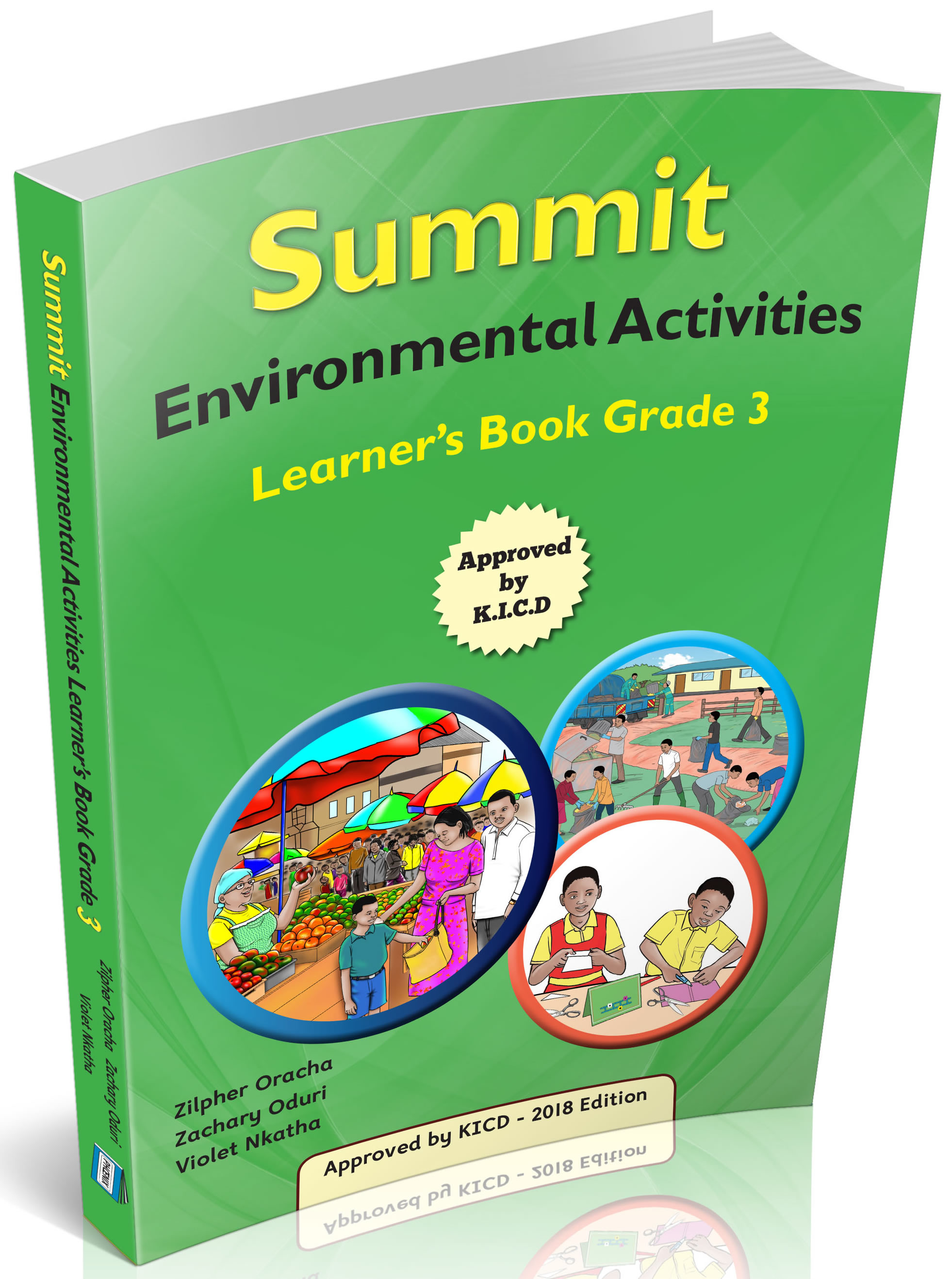Summit Environmental Activities Grade 3