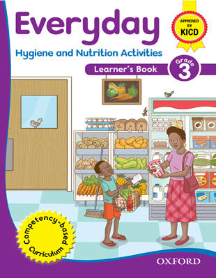 Everyday Hygiene and Nutrition Activities grade 3
