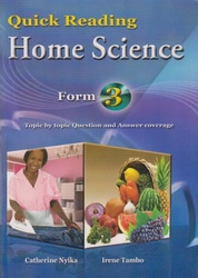 Quick Reading Home Science Form 3
