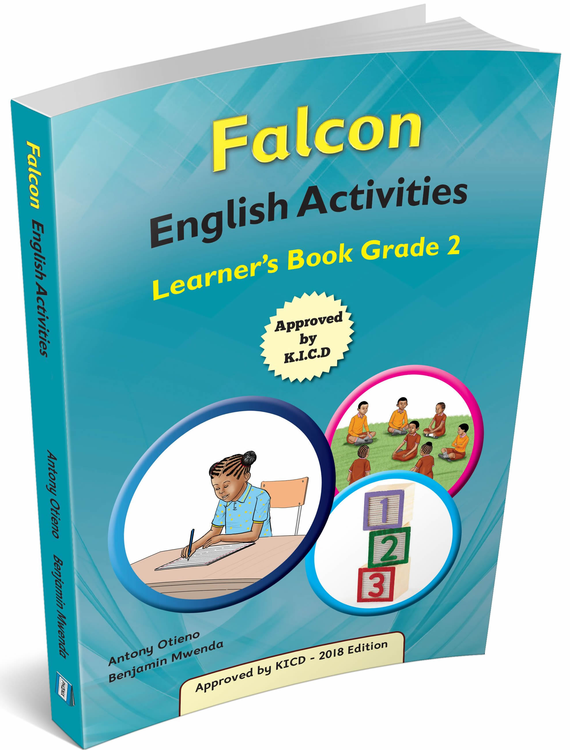 Falcon English Activities Lerner's Book Grade 2