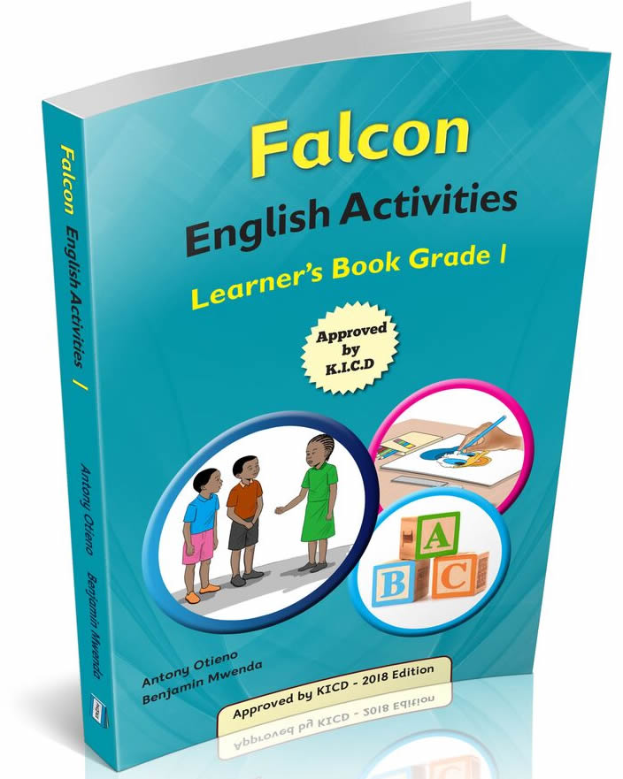 Falcon English Activities Lerner's Book Grade 1