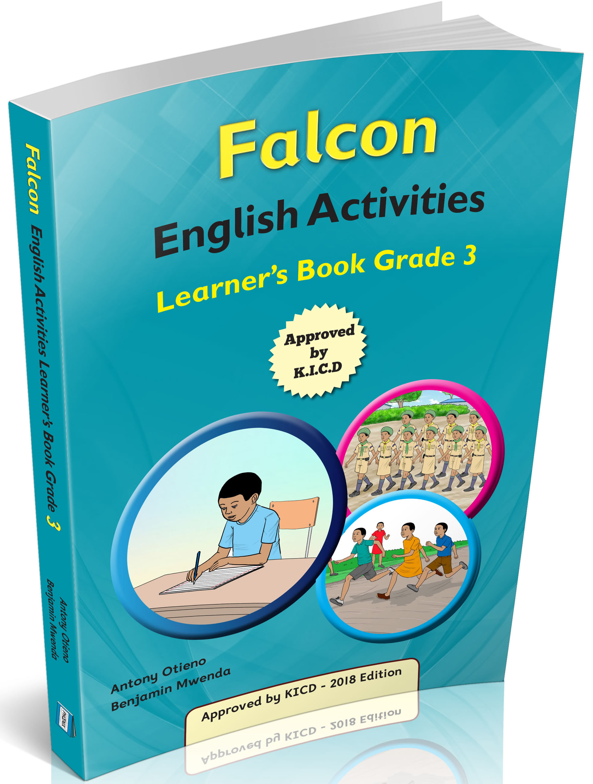 Falcon English Activities Grade 3