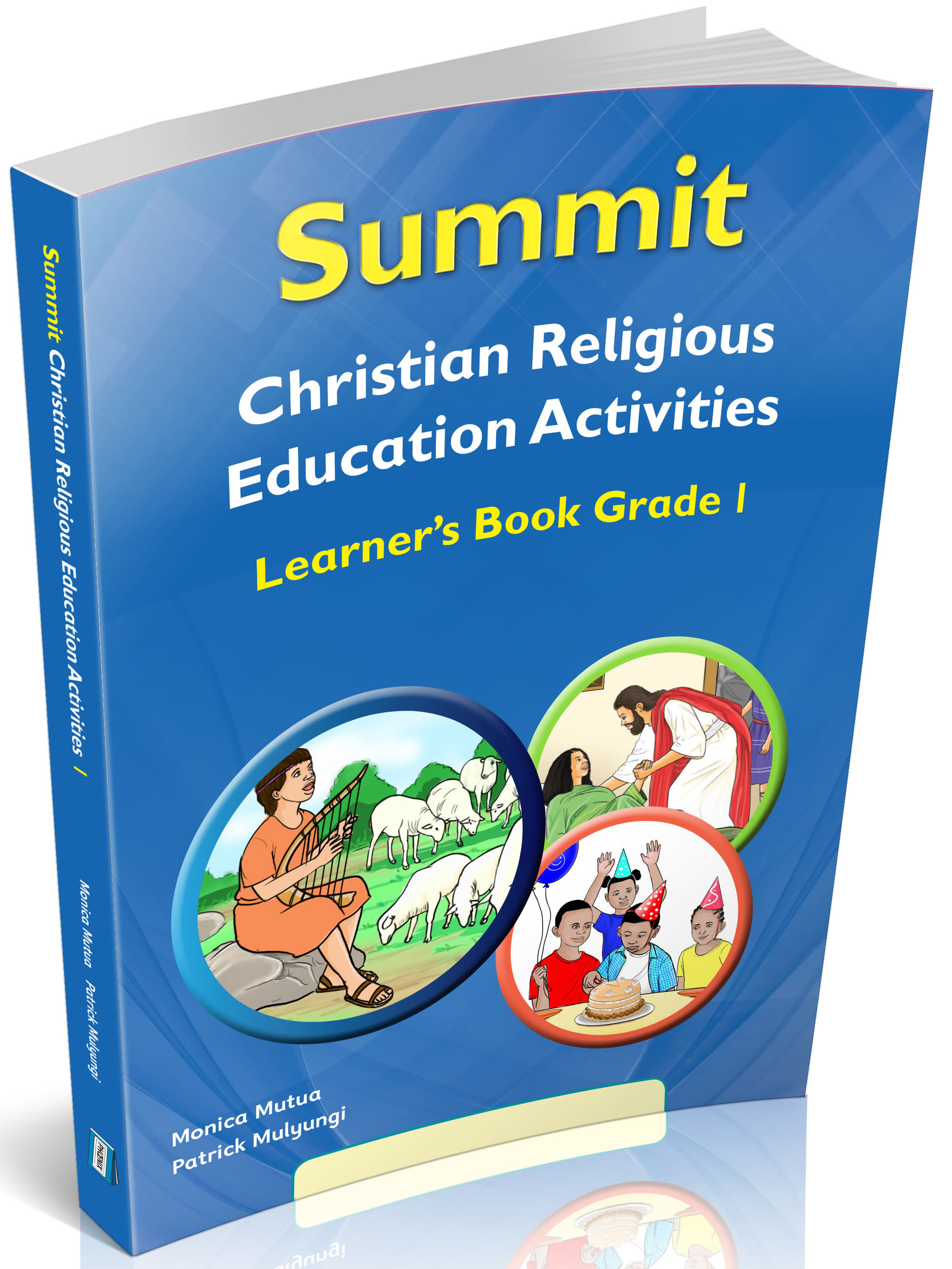 Summit C. R. E Activities Leaner's book Grade 1