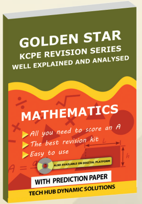 Golden Star KCPE Mathematics