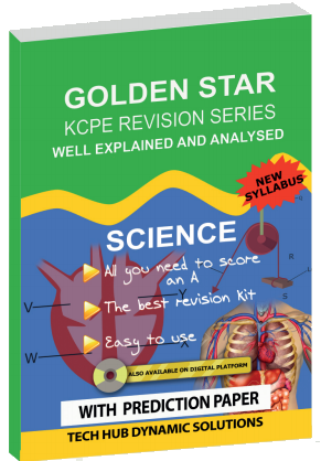 Golden Star KCPE Science