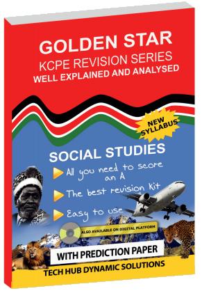 Golden Star KCPE Social Studies