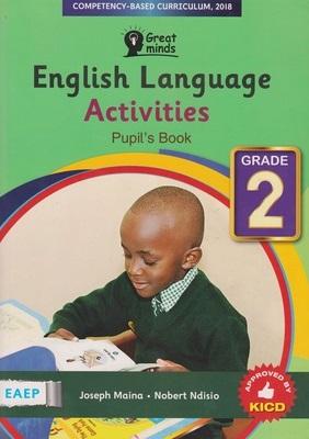 Great Minds English Language Grade2