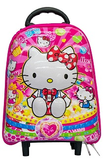 Hello Kitty Preschool trolley bag