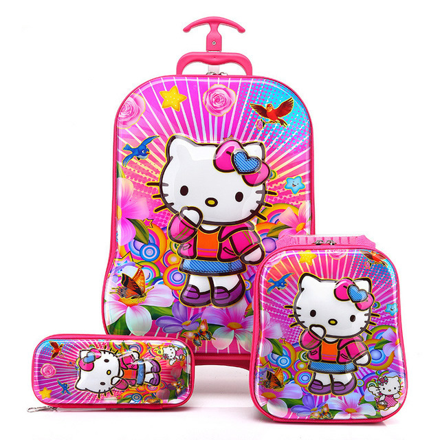 Hello Kitty 3in1 purple