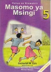 Masomo Ya Msingi Darasa La 5