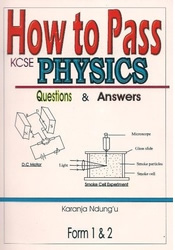 How To Pass Physics Form 1,2