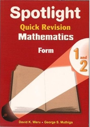 Spotlight Revision Mathematics Form 1,2